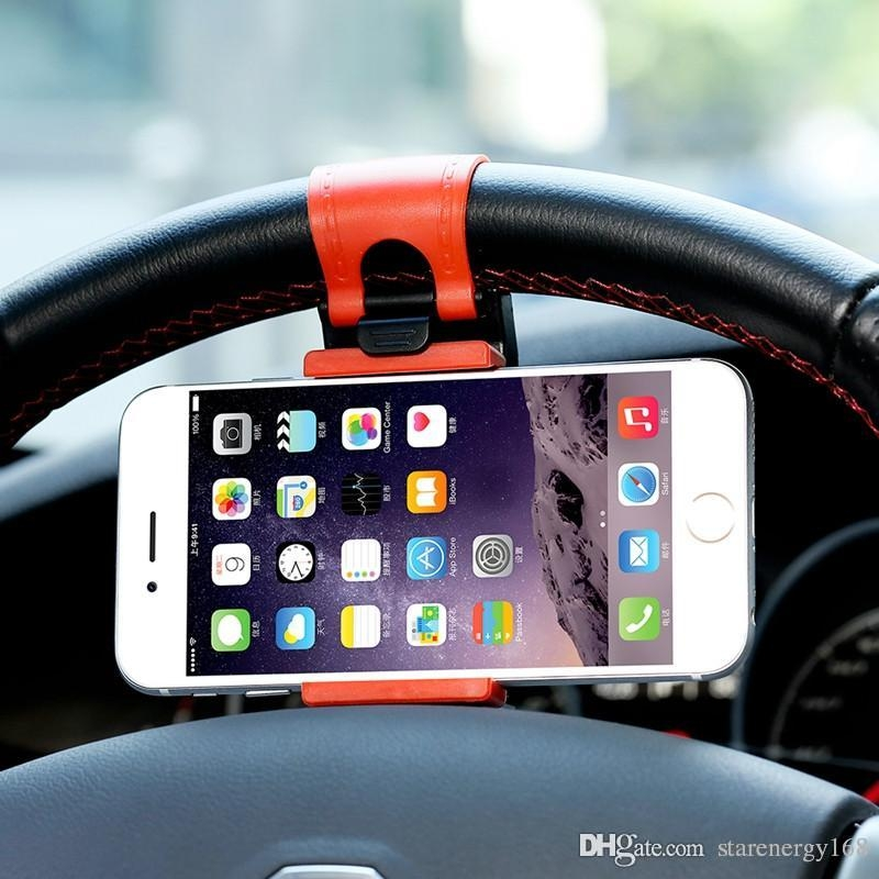 AR STEERING WHEEL- PHONE SOCKET HOLDER