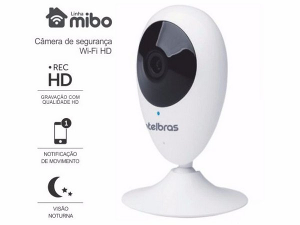 CAMERA IP INTELBRAS MIBO IC3
