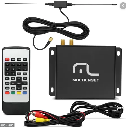 RECEPTOR DE TV DIGITAL TV MOBILE