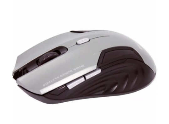 MOUSE GAMER SHINKA WIRELESS 1600 DPI E-1500