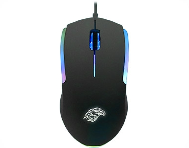 MOUSE GAMER  K-MEX GAMING MASTER MO-Y233
