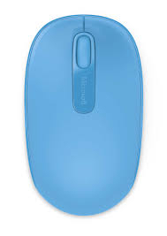 Mouse Wireless Microsoft 1850 Azul