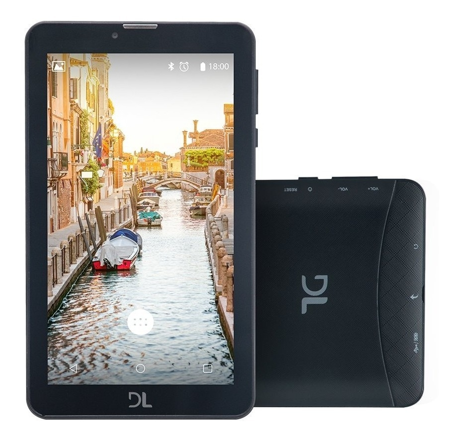 TABLET 7 DL TX384 PRETO
