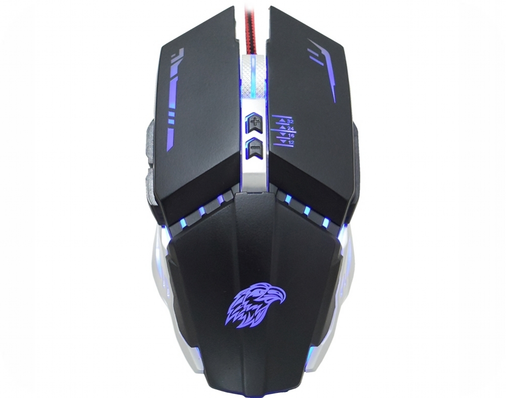 MOUSE GAMER  K-MEX GAMING MASTER M900