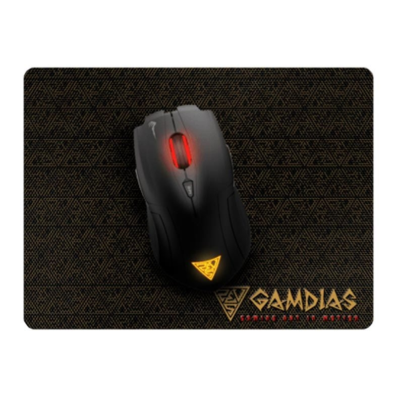 MOUSE GAMER GAMDIAS DEMETER E1 3200DPI