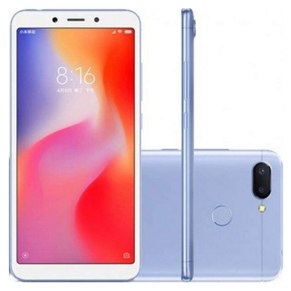 XIAOMI REDMI 6 64GB BLUE