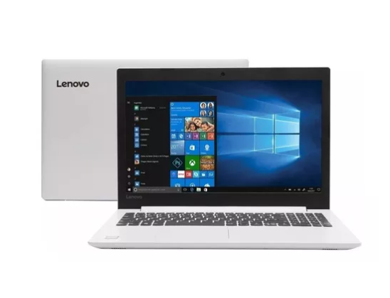 NOTEBOOK LENOVO 330151KB I5 4GB 1 TB 15.6 WHITE