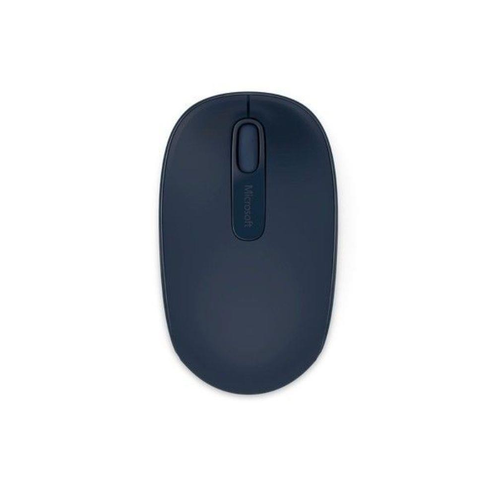 Mouse Wireless Microsoft 1850 Azul Escuro
